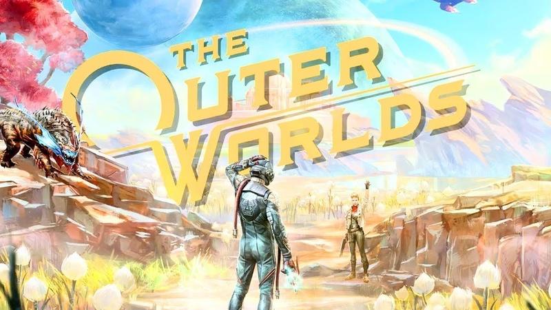 The Outer Worlds - Засады, ядовитые животные и много стрельбы