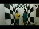 3D wall painting Amazing wall painting illusion wall art