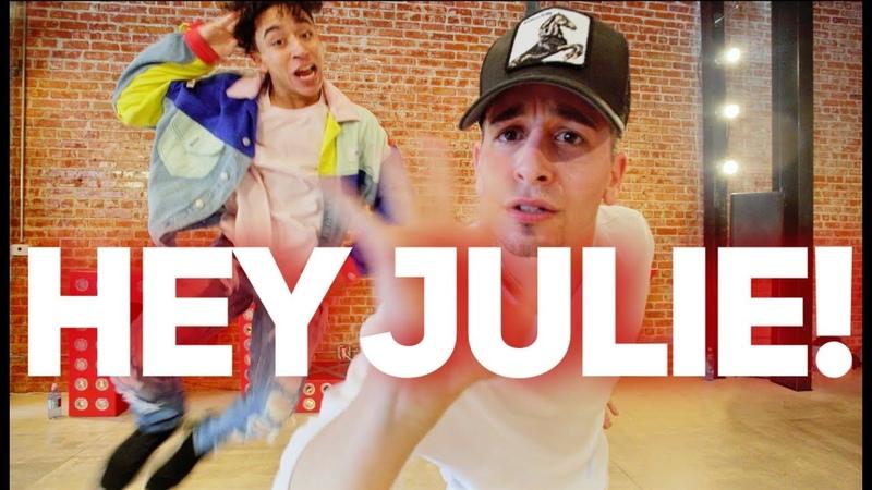 Hey Julie @superduperkyle @lilyachty @GuyGroove Choreography