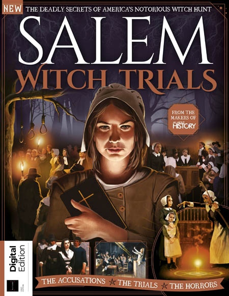 All About History Salem Witch Trials Ed1 2019
