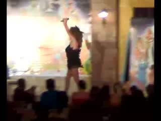Мармарис`08-Транс шоу(Белла Берсерк аля Тина Тернер)