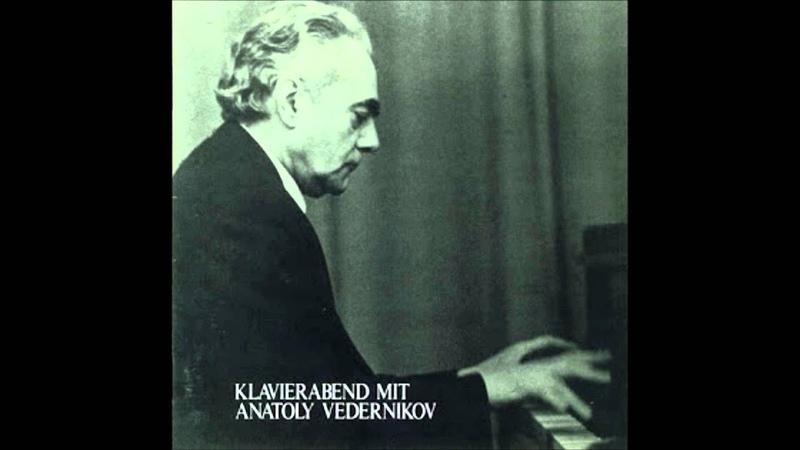 Debussy - Suite bergamasque - Vedernikov