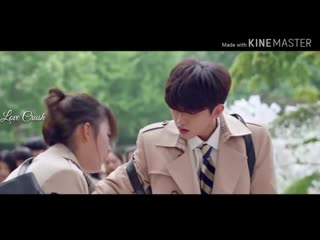 Дорама я не потерплю девчонок  galat baat hai__i wont get bullied by girl[mv]__😍funny triangle high school lo