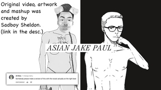 """""""RiceGum Is A Bitch (Please) [Asian Jake Paul X Death Grips Mashup]"""" - V2.0"""