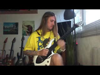 Shrezzers neglect ( aaron marshall guest solo )