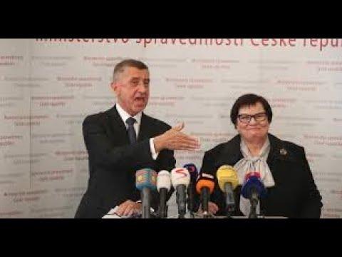 Michal a Petr 60 SKANDÁL Marie Benešová zneužívala v letech 2011-13 politickou moc ve prospěch Mafie