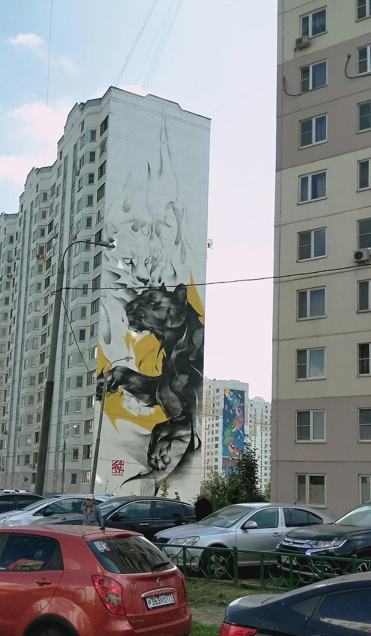 UrbanMorphogenesis в Трехгорке (Одинцово)