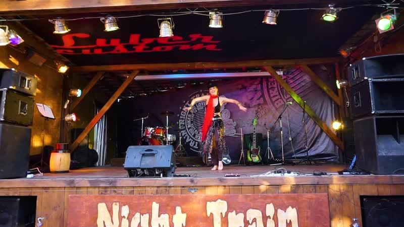 Rock Blues Tribal Party 11 08 19 Habibi by Kristina Lamuse