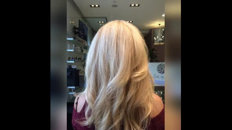 Отличное настроение и шикарные волосы от Виталий Боднар@beautyrai
