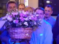 Корпоративный вечер Юбилей в ресторане Viniti