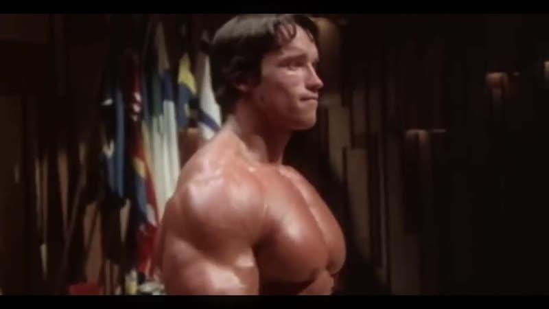 Arnold Schwarzenegger Bodybuilding Training Motivation - No Pain No Gain ¦ 2018