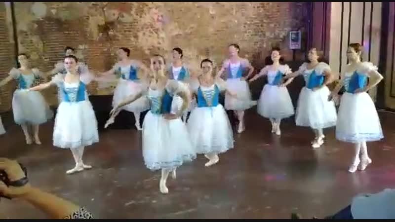 Балет Группа Виктории Дмитроченко отчетный концерт 16 12 2018