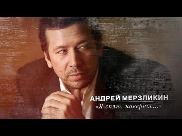 Стихи Агутина Я сплю наверное читает Андрей Мерзликин