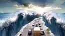 Мегаполисы уйдут под землю. Разрушительная волна прокатится по Земле и разорвет ее пополам