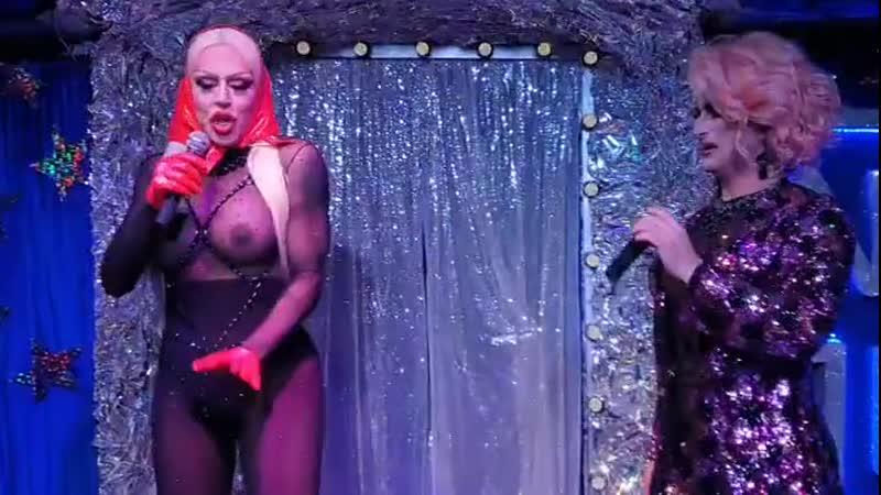 Блонди Бонд и Пенелопа Галоген - I need your love