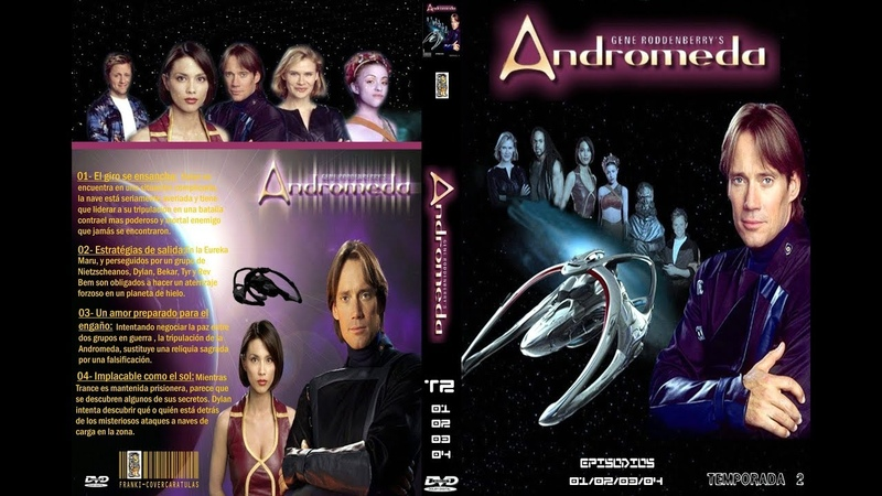 Andromeda-Cap 71-*Maquinaria de la mente*