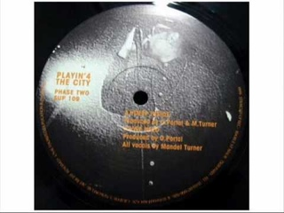 Playin' 4 The City - Deep Inside - Straight Up Recordings 109