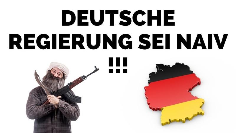 Deutsche Regierung sei naiv