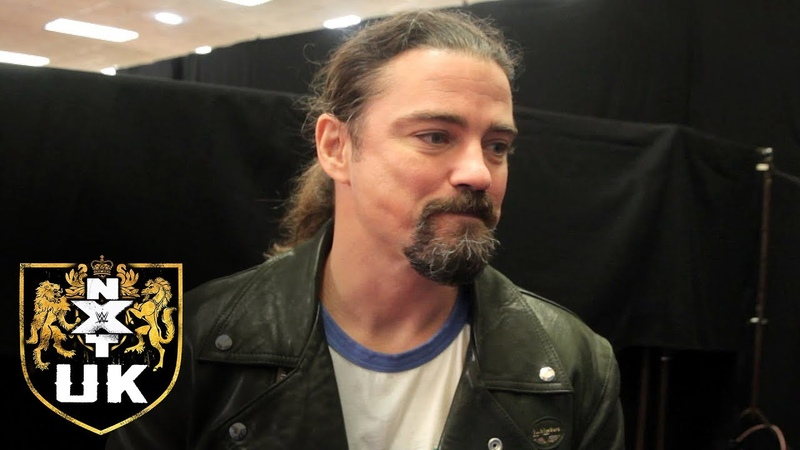 The Brian Kendrick is coming to NXT UK to try to punch his ticket to Worlds Collide