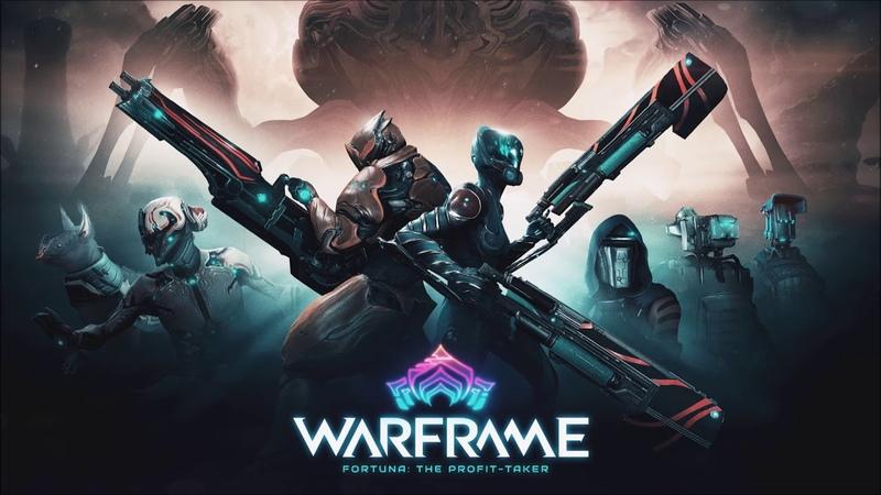 Warframe OST The Profit Taker Fortuna Part 2 Somachord Klokkit