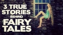 3 TRUE Dark Fairy Tale Origin Stories (The True Stories Behind Fairy Tales Series)