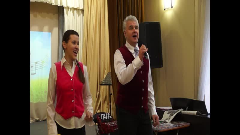 Звёзды в вышине. Анастасия Есина и Михаил Лихачёв