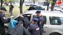 Майора МВД РФ в отставке приставы выкинули из машины и задержали 04.09.19