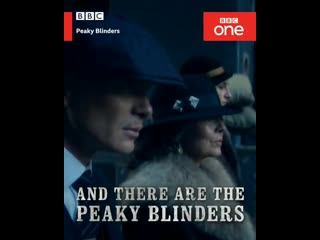 """Series 5 trailer. """"there's god, and there are the #peakyblinders"""". coming soon to @bbcone."""