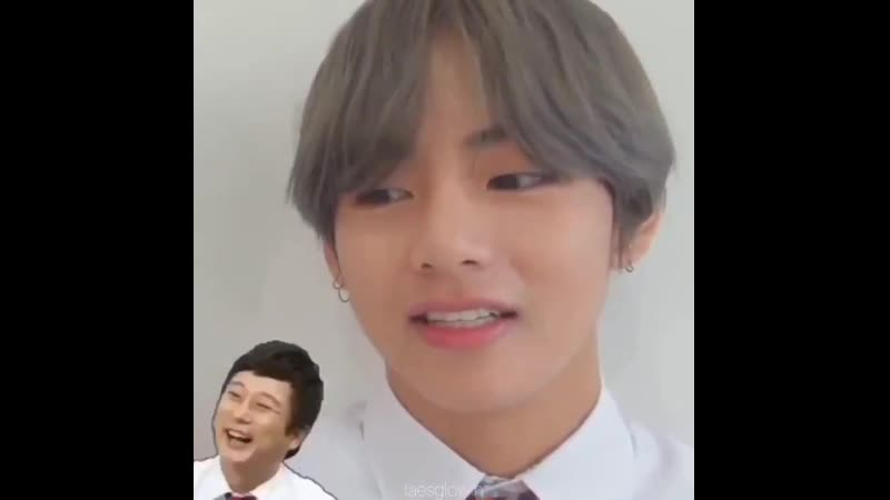Only people who miss taehyung's grey hair can interact with this post tae_updates