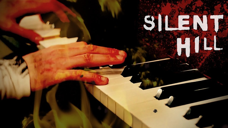 Promise Reprise Silent Hill HORROR PIANO COVER Movie Soundtrack