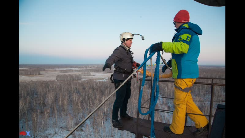 Vyacheslav P. прыжок FreeFallProX команда ProX74 объект AT53 Chelyabinsk 2019 1 jump RopeJumping