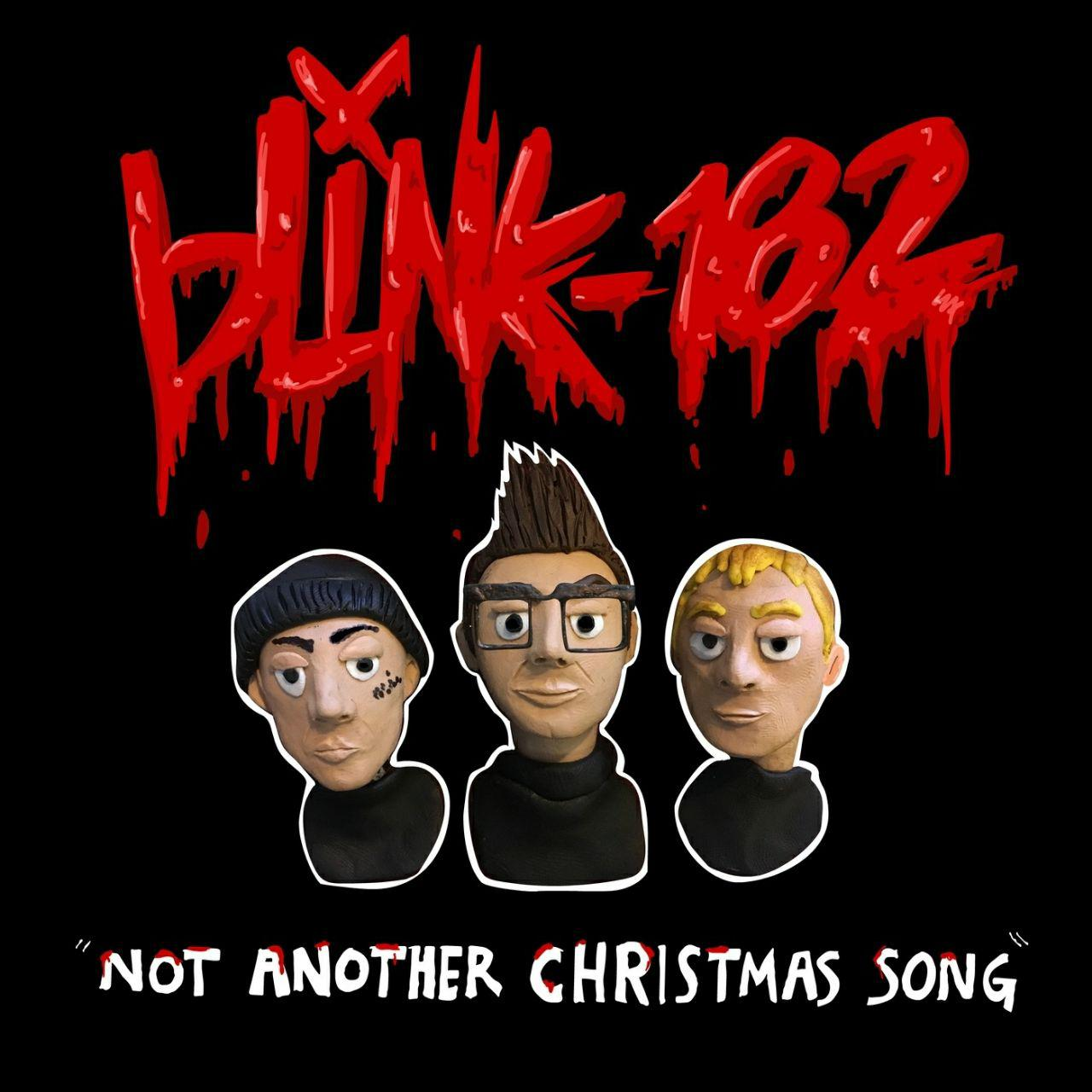 blink-182 - Not Another Christmas Song (Single)