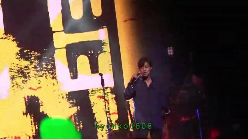 2019.09.19【Encore Bark Matic】Kim Hyun Joong YOKOHAMA