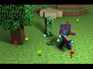 Minecraft bizarre adventure