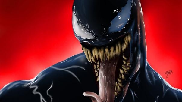 Скачать Обои Venom На Рабочий Стол