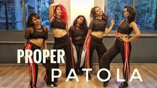 Proper Patola - Namaste England   The BOM Squad   Shivani Gawde Choreography