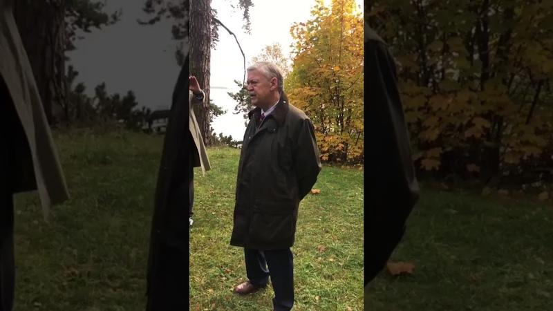Латвия: Посол России рассказал об историческом значении 13 октября 1944 года.