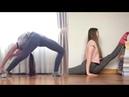 САМЫЕ ГИБКИЕ ДЕВУШКИ В МИРЕ. Best Gymnastics and Flexibility