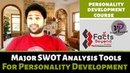 Major SWOT Analysis Tools For Personality Development Personality Development Course