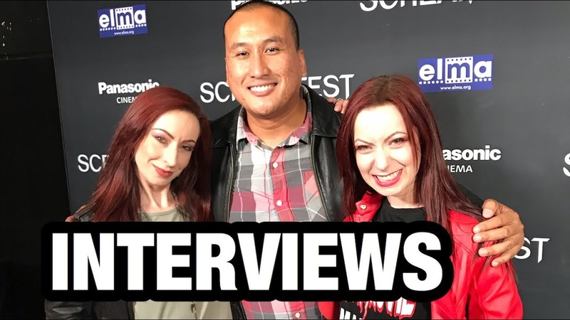 Screamfest '19 'RABID' Movie Premiere Interviews with The Soska Sisters More