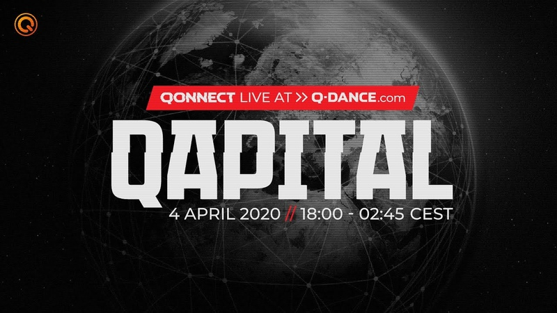 QONNECT x QAPITAL Uniting The World Through Hardstyle
