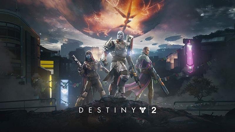 Стрим Destiny2 Часть2 Стрим Играем в Destiny 2 Часть 2 От и IgriFF Games