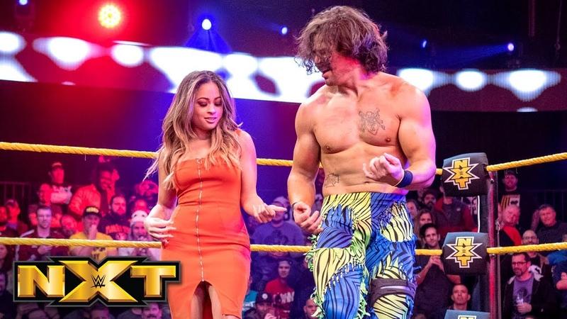 Kayla Braxton joins Eric Bugenhagen's epic encore NXT Exclusive Feb 6 2019