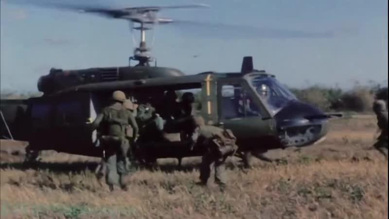 Затерянные хроники вьетнамской войны 1 Начало 1964 1965 Документальный