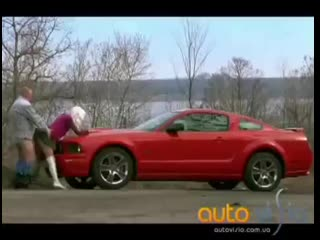 Ну и минутка автомобильной рекламы из одной страны... .mp4
