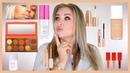 Все лицо ПЕРВЫХ ВПЕЧАТЛЕНИЙ 💕I KKW beauty Beautyblender Jouer