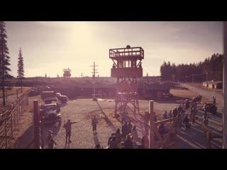The terror infamy видеоролик о создании визуальных эффектов (cvd vfx)