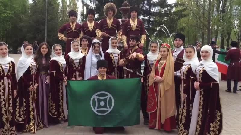 Карачаево балкарцы единый народ разделённый на разные республики