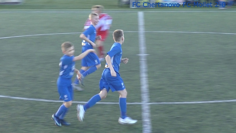 FC Chertanovo (2008) - FC Molliet (2008) 4-1