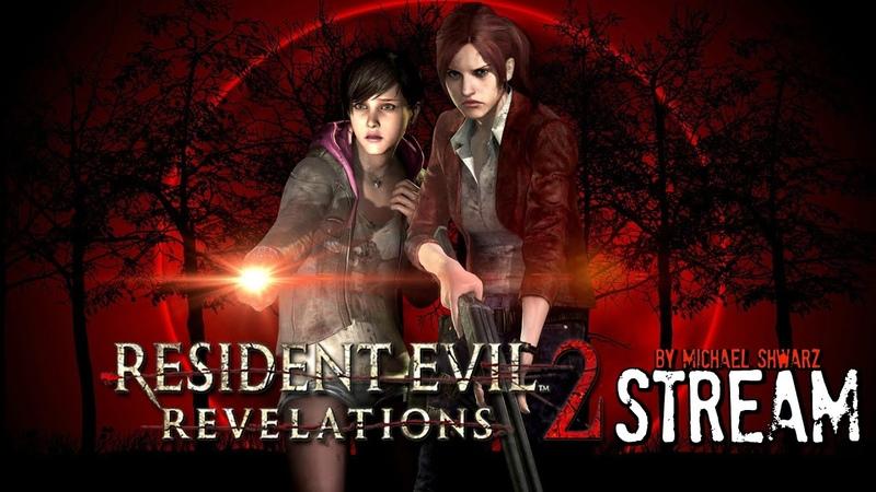 Прохождение Resident Evil: Revelations 2 (18) Уляля! Эпизод 4